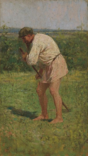 Gioli Francesco, Contadino
