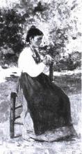 Gioli Francesco, Donna della Brianza.jpg