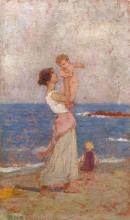 Gioli Francesco, Gioie materne.jpg