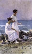 Gioli Francesco, Le due sorelle.png