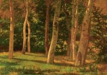 Gioli Francesco, Primavera nel bosco