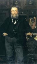 Gioli Francesco, Ritratto di Diego Martelli