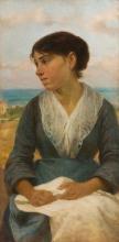 Gioli Francesco, Ritratto di ragazza.jpg