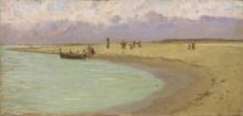 Gioli Francesco, Spiaggia della Versilia.jpg