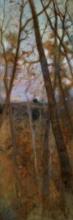 Gioli Francesco, Tramonto dal bosco.jpg