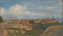 Gioli Francesco, Veduta di Siena.jpg