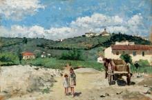 Gioli Luigi, Fanciulli in campagna.jpg