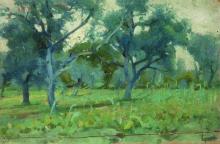 Gioli Luigi, Paesaggio con alberi [1].jpg