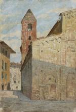 Gioli Luigi, Scorcio di cattedrale.jpg
