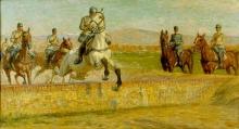 Gioli Luigi, Soldati a cavallo.jpg