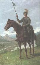 Gioli Luigi, Soldato di cavalleria.jpg