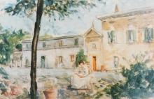 Gioli Luigi, Villa Gioli a Fauglia.jpg