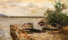 Gioli, Francesco, L'Arno.jpg