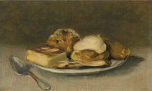 Eva Gonzalès, Dessert