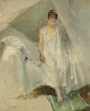 Eva Gonzalès, L'alcova | L'alcôve