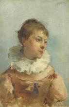 Eva Gonzalès, Ritratto | Portrait