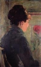 Eva Gonzalès, Studio a una finestra | Étude à une fenêtre