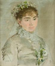 Eva Gonzalès, Una sposa | Une mariée | A bride