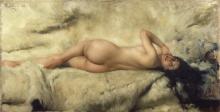 Giacomo Grosso, La Nuda