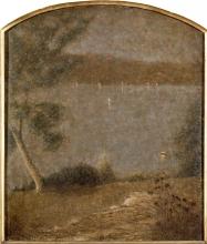 Vittore Grubicy de Dragon, Estate sul lago di Como
