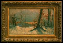 Vittore Grubicy de Dragon, Poema invernale - Tutto candore! (Neve o In Albis)