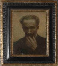 Vittore Grubicy de Dragon, Ritratto di Arturo Toscanini