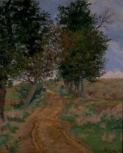 Jean-Baptiste Armand Guillaumin, Il sentiero nel bosco | Le chemin sous le bois | El camino en el bosque