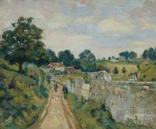 Jean-Baptiste Armand Guillaumin, Paesaggio dell'Ile de France | Paysage d'Île-de-France