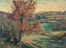 Jean-Baptiste Armand Guillaumin, Pascolo di Les Granges, Crozant | Pâturage des Granges, Crozant | Pasture of Les Granges, Crozant