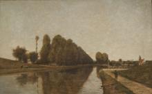 Harpignies, Il canale di Briare (Loira) | Le canal de Briare (Loire) | The Briare Channel (Loire) | El canal de Briare (Loire)