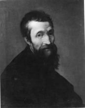 Francesco Hayez (attribuito a), Ritratto d'uomo