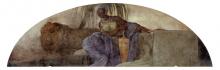 Francesco Hayez, Africa, 1819, cm. 133,5 x 436