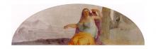 Francesco Hayez, Asia, 1819, cm. 131 x 449