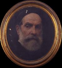 Francesco Hayez, Autoritratto