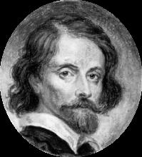Francesco Hayez, Autoritratto in medaglione