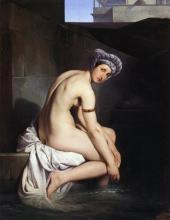Francesco Hayez, Betsabea [1827 circa]