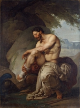 Francesco Hayez, Filottete