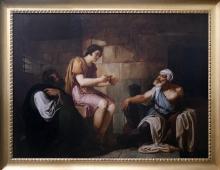 Francesco Hayez, Giuseppe interpreta i sogni ai prigionieri