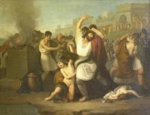 Francesco Hayez, Il sacrificio di Laocoonte