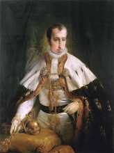 Francesco Hayez, L'imperatore Ferdinando I d'Austria