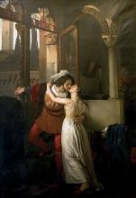 Francesco Hayez, L'ultimo bacio di Romeo e Giulietta