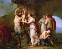Francesco Hayez, L'educazione di Achille