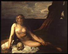 Francesco Hayez, La Maddalena penitente