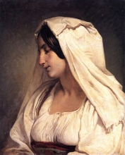 Francesco Hayez, La ciociara