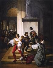 Francesco Hayez, La congiura dei Lampugnani