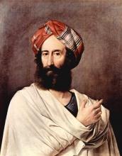 Francesco Hayez, Levita di Efraim