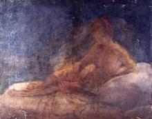 Francesco Hayez, Nudo di donna stante