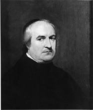 Francesco Hayez, Ritratto del Padre Angelo Maria Pezzoli