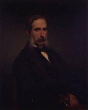 Francesco Hayez, Ritratto del conte Carlo Barbiano di Belgiojoso