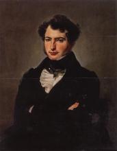 Francesco Hayez, Ritratto del conte Cristoforo Sola Cabiati